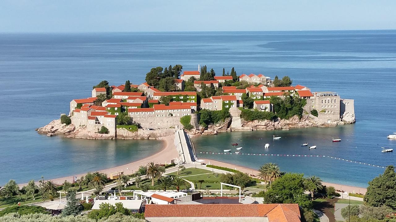 La Monténégro, un pays adriatique que les touristes adorent
